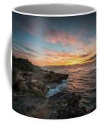 Kauai Seascape Sunrise Coffee Mug by James Udall