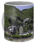 Kaub Ship Mast Coffee Mug