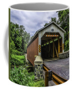Kaufman Covered Bridge - Pa Coffee Mug