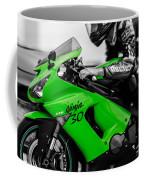 Kawasaki Ninja Zx-6r Coffee Mug