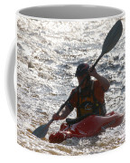 Kayak 2 Coffee Mug