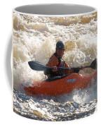Kayak 9 Just Relax Coffee Mug