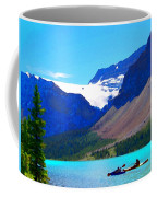 Kayak Heaven Coffee Mug