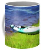 Kayak In Upstate Ny Coffee Mug