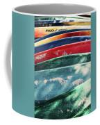 Kayaking Forever  Coffee Mug