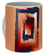 Kayaking The Cut Coffee Mug