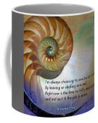 Kaypacha's Mantra 10.14.2015 Coffee Mug