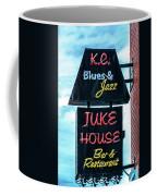 Kc Blues Coffee Mug