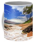 Keawakapu Beach - Mokapu Beach Coffee Mug