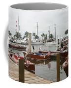 Keels And Wheels Coffee Mug