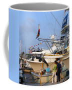 Keels And Wheels Yachta Yachta Yachta Yachta Coffee Mug
