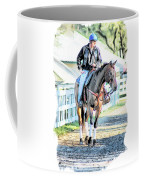 Keeneland Pony Boy Coffee Mug