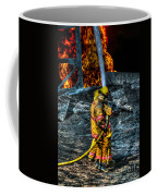 Keep Fire In Your Life No 8 Coffee Mug