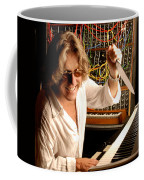 Keith Emerson By Gene Martin Coffee Mug
