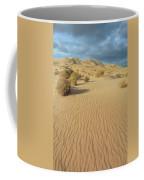 Kelso Dunes Mojave Preserve Portrait Coffee Mug