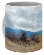 Kelso Dunes Winter Landscape Coffee Mug