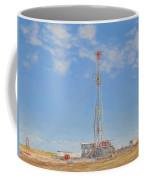 Kenai Mid-continent Rig 55 Coffee Mug