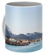 Seward Alaska Kenia Fjord Port Coffee Mug