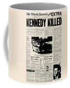 Kennedy Assassination, 1963 Coffee Mug