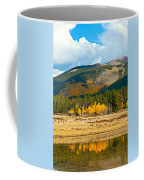 Kenosha Pass Aspens 4 Coffee Mug