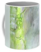 Kensho- Abstract Art By Linda Woods Coffee Mug