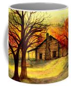 Kentucky Cabin Coffee Mug