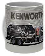 Kenworth Proudly Made In The Usa Coffee Mug