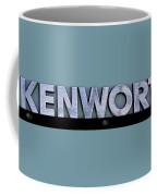 Kenworth Semi Truck Logo Coffee Mug