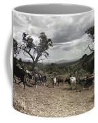 Kenya: Cattle, 1936 Coffee Mug