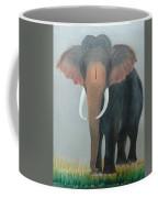 Kerala Elephant Coffee Mug