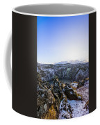 Kerid Crater Coffee Mug