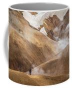Kerlingafjoll Mountain Coffee Mug