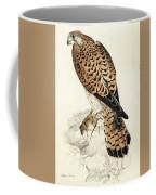 Kestril, Female Coffee Mug