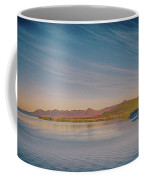 ketchikan alaska downtown of a northern USA town Coffee Mug