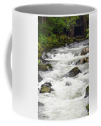 Ketchikan Creek Of Creek Street Fame Coffee Mug