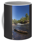 Kettle River Big Spring Falls 7 Coffee Mug