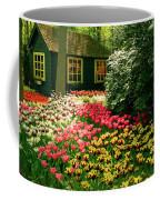 Keukenhof's Tulips Coffee Mug