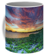 Key Biscayne Sunset Coffee Mug