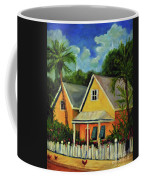 Key West Cottage Coffee Mug