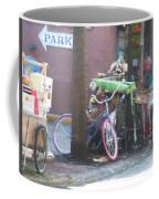 Key West Duval Street Conversation Coffee Mug