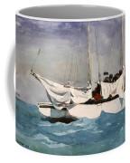 Key West Hauling Coffee Mug