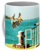 Key West Landing Coffee Mug