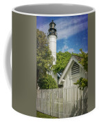 Key West Lighthouse Dsc01547_16 Coffee Mug