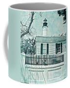 Key West Lighthouse Impression Coffee Mug