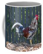 Key West Rooster 2 Coffee Mug