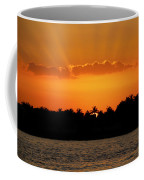 Key West Sunset 25 Coffee Mug