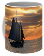 Key West Sunset Sail 6 Coffee Mug