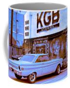 K G B Studios Los Angeles Coffee Mug