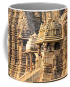 Khajuraho Temple, Chhatarpur District Coffee Mug