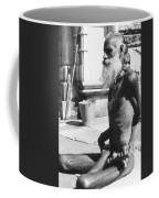 Khajuraho Yogi Coffee Mug